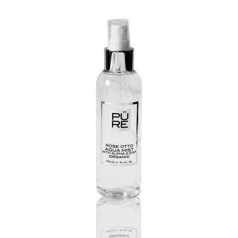 Toner Certified Organic Aqua Mist -Rose-Otto